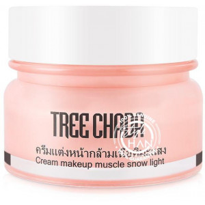 Tree Chada Cream Makeup Snow Light