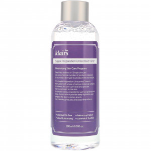 Dear Klairs Supple Preparation Unscented Toner