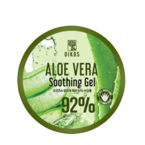 OIKOS Aloe Vera Soothing Gel 92%