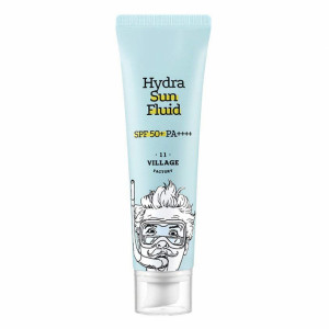 Village 11 Factory  Hydra Sun Fluid SPF50+ PA++++ 50ml