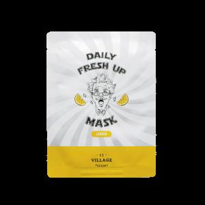 Village 11 Factory Daily Fresh Up Mask (Lemon)