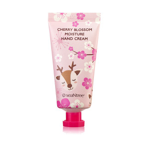 SeaNtree Hand Cream 30ml. (Cherry Blossom)