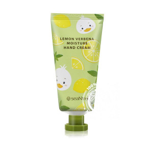 SeaNtree Hand Cream 30ml. (Lemon Verbena)