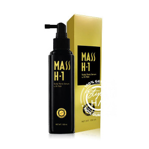 Mass H-1 Scalp Tonic Serum 150 ml.