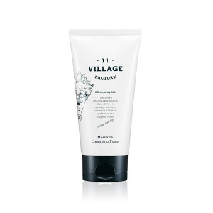 Village 11 Factory Moisture Cleansing Foam 150ml.