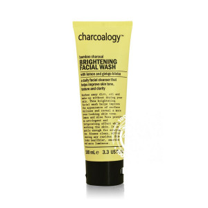 Charcoalogy Brightening Facial Wash