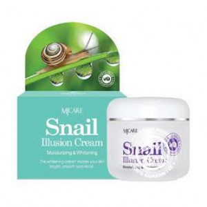 MIJIN Snail Illusion Cream