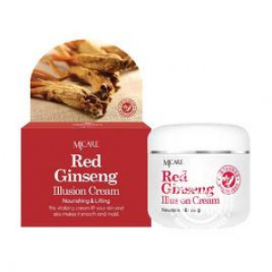 MIJIN Red Ginseng Illusion Cream