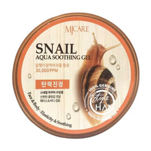 MIJIN Snail Aqua Soothing Gel