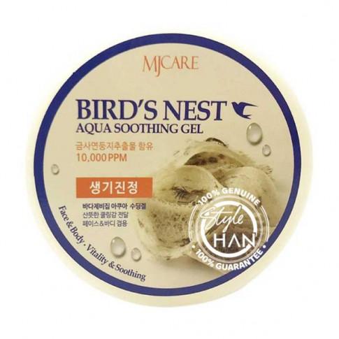 MIJIN Bird's Nest Aqua Soothing Gel