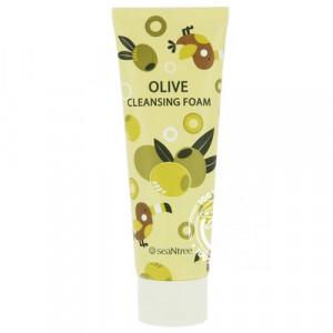Seantree Olive Cleansing Foam