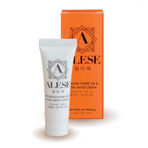 ALESE Premium Horse Oil & Snail White Cream 10 g