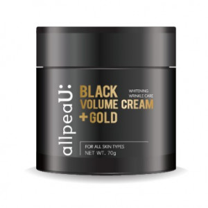 allpeaU: Black Volume Cream Plus Gold