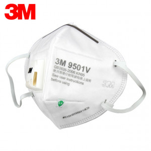 3M 9501V Anti-Dust Face Mask (1ea)