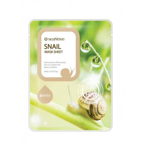 Seantree Snail Mask Sheet