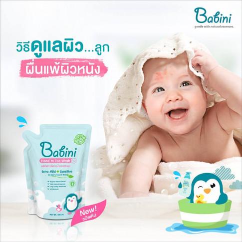Babini Head To Toe Wash (Refill)