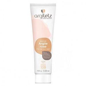 Argiletz Pink Clay Kaolin Illte Water