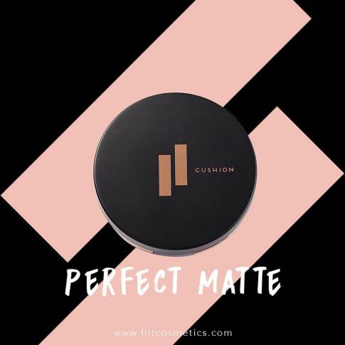 Fiit Everyday Cushion Perfect Matte SPF 50+ PA+++
