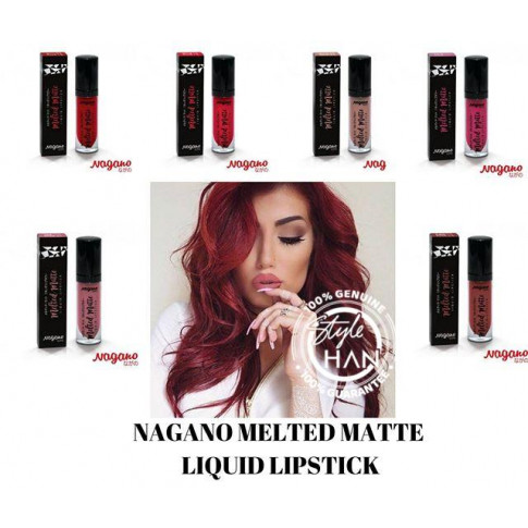 Nagano Liquid Lipstick
