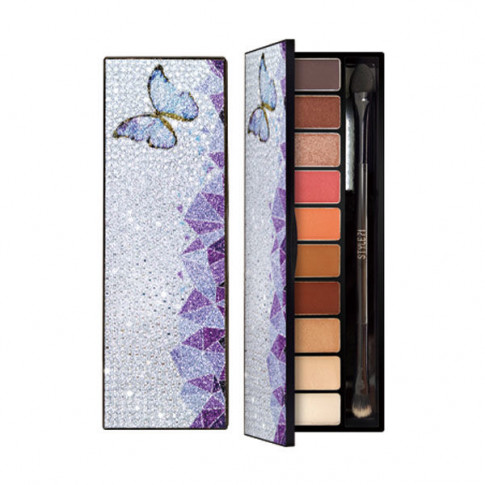 STYLE 71 Jewelry Blending Eye Palette 10 #01