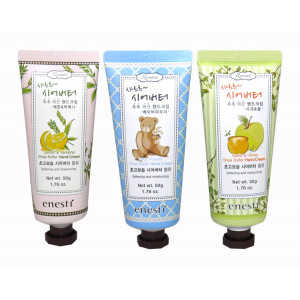 Enesti Remine Shea Butter Hand Cream (Apple & Honey)