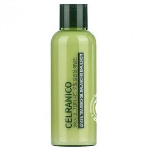 Celranico Green Tea Seed Oil Balancing Emulsion