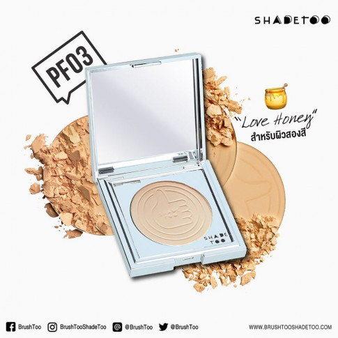 ShadeToo Super Like Powder Foundation SPF25++PA++
