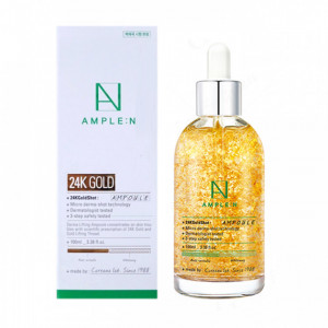 AMPLE:N 24K Gold Shot Ampoule 100ml