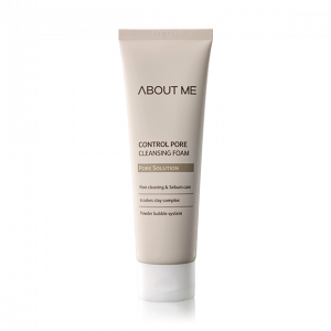 About Me Control Pore Cleansing Foam