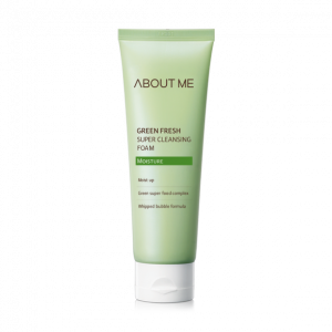 About Me Green Fresh Super Cleansing Foam