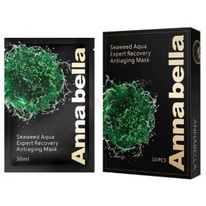 Annabella Seaweed Aqua Expert Recovery Antiaging Mask