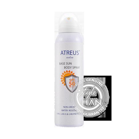Atreus Base Sun Body Spary