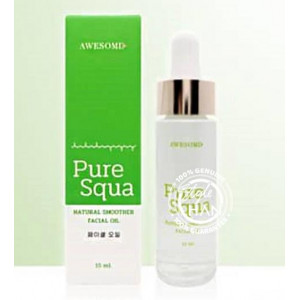 Awesome PureSqua Natural Smoother Facial Oil