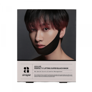Avajar Perfect Lifting Premium Black Mask (SJ Edition - Eunhyuk)