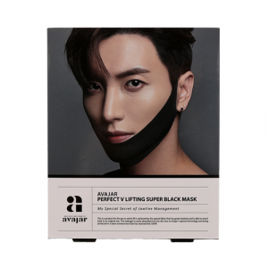 Avajar Perfect Lifting Premium Black Mask (SJ Edition - Leeteuk)