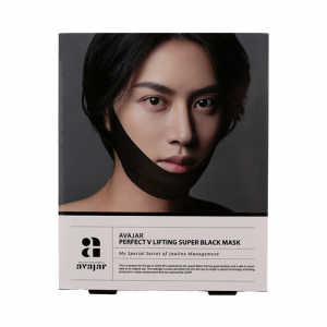 Avajar Perfect Lifting Premium Black Mask (SJ Edition - Heechul)