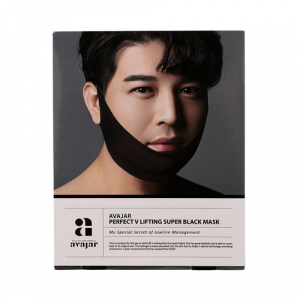 Avajar Perfect Lifting Premium Black Mask (SJ Edition - Shindong)