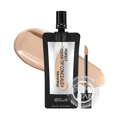 BEAUSTA PERFECT COVER TIP CONCEALER (NATURAL BEIGE)
