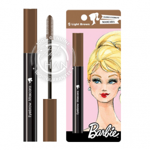 Barbie Eyebrown Mascara #Light Brown