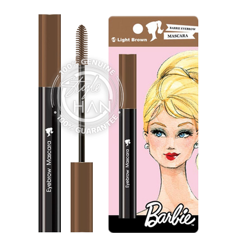 Barbie Eyebrown Mascara #Light Brown