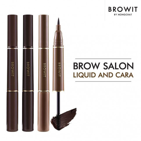 Browit Brow Salon Liquid and Cara