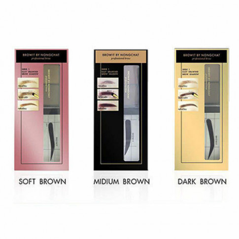Browit Easy Drawing Brow Shadow Free Brow Sticker