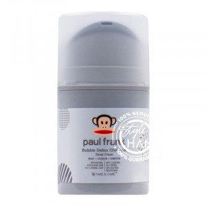 Paul Frank Bubble Detox Charcoal Deep Clean