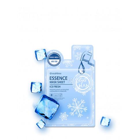 Seantree Ice Fresh Essence Mask Sheet