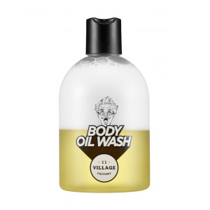 Village 11 Factory Relax Day Body Oil Wash 300ml.