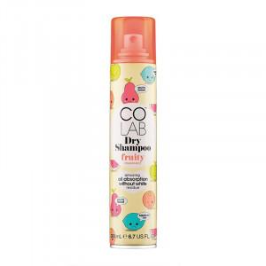 COLAB Fruity Dry Shampoo 200 ml