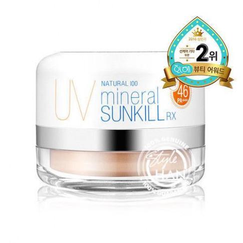 Catrin Natural 100 Minneral Sunkill-Rx