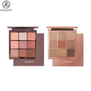 Celefit The Bella Collection Eyeshadow Palette