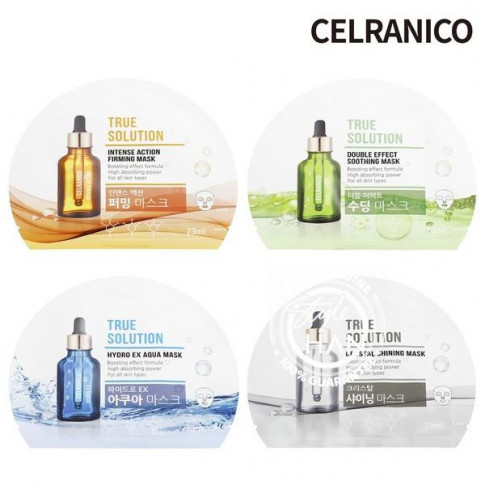 Celranico True Solution Mask Sheet