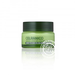 Celranico Green Tea Seed Oil Balancing Eye Cream